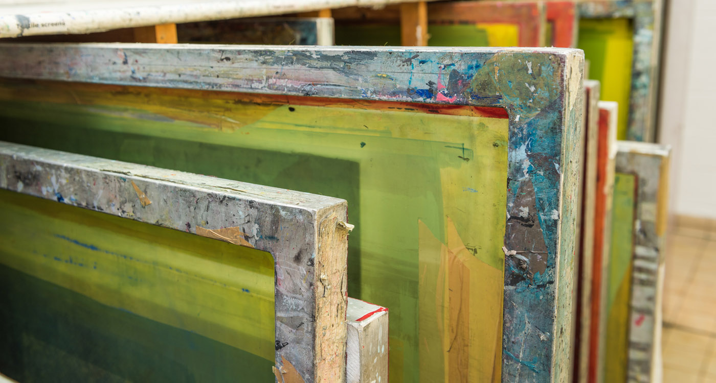 Introduction To Screen Printing Amp Textiles Courses